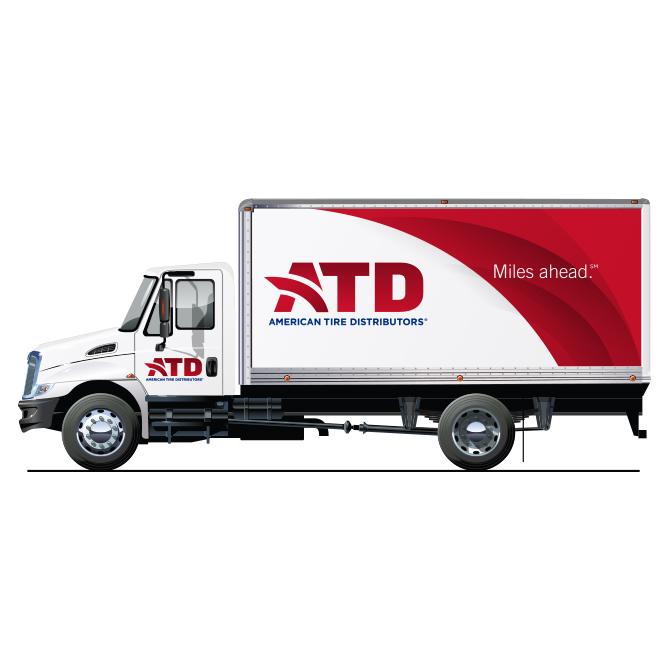 american tire distributors American Tire Distributors - Brady Bone - Art Director / Design Director